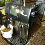 espresso maker 1 machine