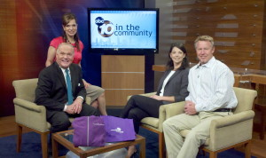 march of dimes golf for babies abc interview oic 2 8-13-13